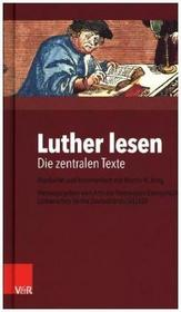 Luther, Martin Luther lesen Luther, Martin