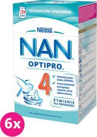 Nestle NAN OPTIPRO 4 6x800g