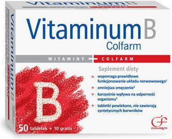 Colfarm Vitaminum B 50 szt.