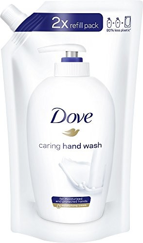 Dove pralko balsam do napełniania, 10er Pack (10X 500ML) 4000388179011