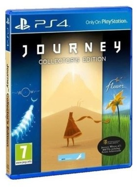 Journey Collectors Edition (GRA PS4)