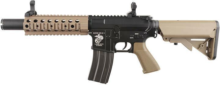 Specna Arms Karabinek szturmowy AEG SA-V02 - Half-Tan (SPE-01-006115) G