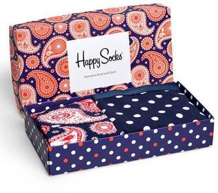 Happy Socks Komplet Figi+Skarpety XPA62.068.zestaw multikolor