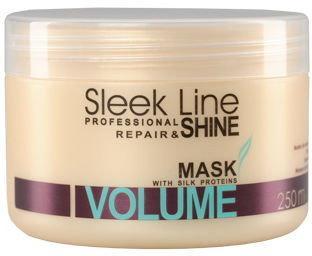 Stapiz Sleek Line Repair & Shine VOLUME Maseczka Hair 250ml 790