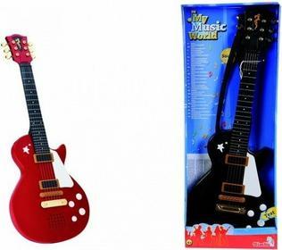 Simba My Music World Gitara Rockowa 6837110