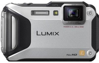Panasonic DMC-FT5 3D srebrny