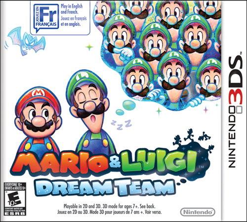 Nintendo Mario & Luigi: Dream Team Bros. 3DS