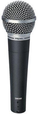 Proel DM580 - mikrofon dynamiczny