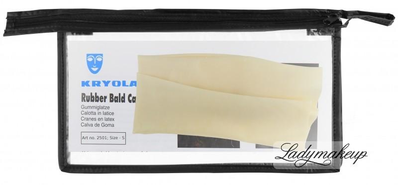 KRYOLAN RUBBER BALD CAP - Łysina z gumy - ART. 2501 - L KR2501-L