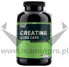 Optimum ON Creatine 2500 200 kaps