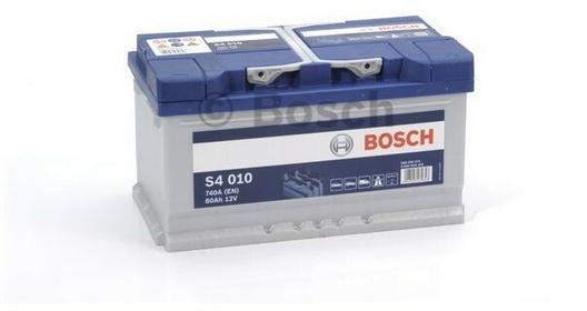 BOSCH S4 0092S40100 80Ah