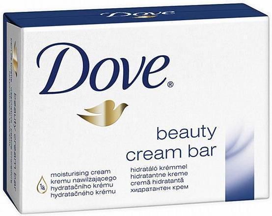 Dove Beauty Cream Bar, Mydło w kostce 100g