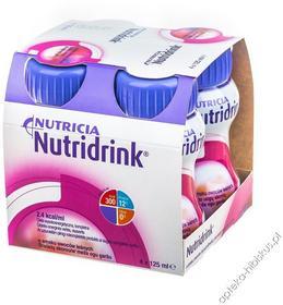 N.V.Nutricia Nutridrink owoce leśne 4x125 ml
