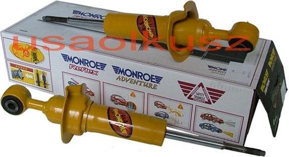 MONROE Amortyzator przedni Suzuki Equator REFLEX ADVENTURE 4X4 !!!