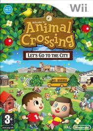 Animal Crossing - Lets Go to the City Wii