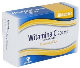 Aflofarm Witamina C 30 szt.