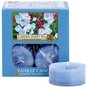 Yankee Candle Garden Sweet Pea 12 x 9,8 g świeczka typu tealight