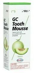 GC Tooth Mousse bez fluoru o smaku Melonowym 35 ml 107T