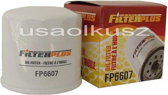FilterPlus Filtr oleju silnika Nissan Rogue 2,5 16V 2008-