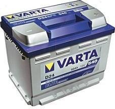 Varta BLUE DYNAMIC D59 60Ah 540A P+