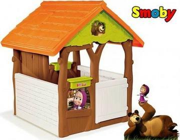Smoby Domek Masha