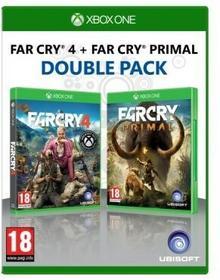 Far Cry 4 + Far Cry Primal DuoPack XONE