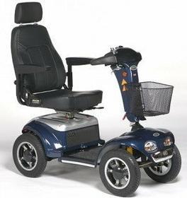 Vermeiren Wózek/ skuter elektryczny Jupiter 4 fast - możliwość dofinansowania z