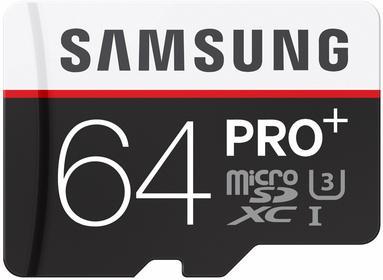 Samsung MicroSDHC Pro Plus Class 10 64GB