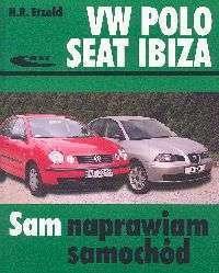 Etzold H. R. Volkswagen Polo Seat Ibiza Sam naprawiam samochód