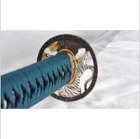 Kuźnia mieczy samurajskich JAPOŃSKA Katana STAL WYSOKOWĘGLOWA 1095 HARTOWANA GLI