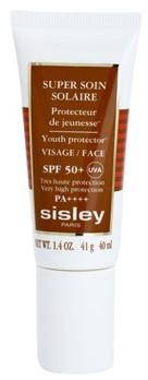 Sisley Super Soin Solaire Visage Protecteur de jeunesse SPF50+ krem do opalania 40ml