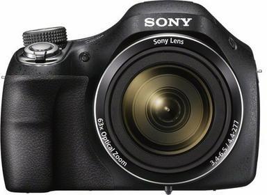 Sony DSC-H400 czarny
