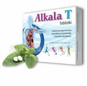 SANUM ALKALA T - 20 tabletki