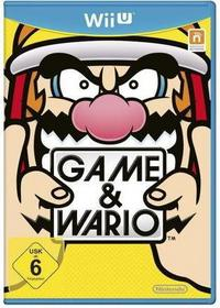 Game & Wario Wii