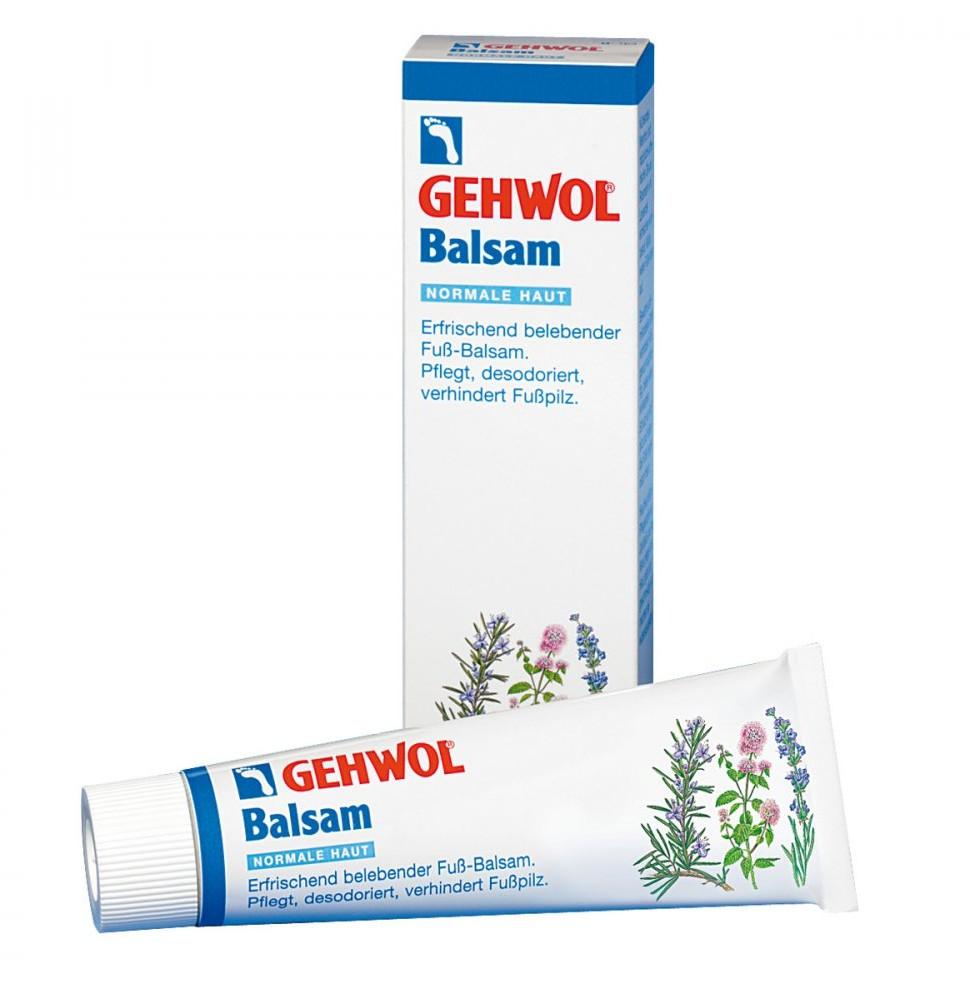 Gehwol balsam do stóp do skóry normalnej Eduard Gerlach GmbH 02516191