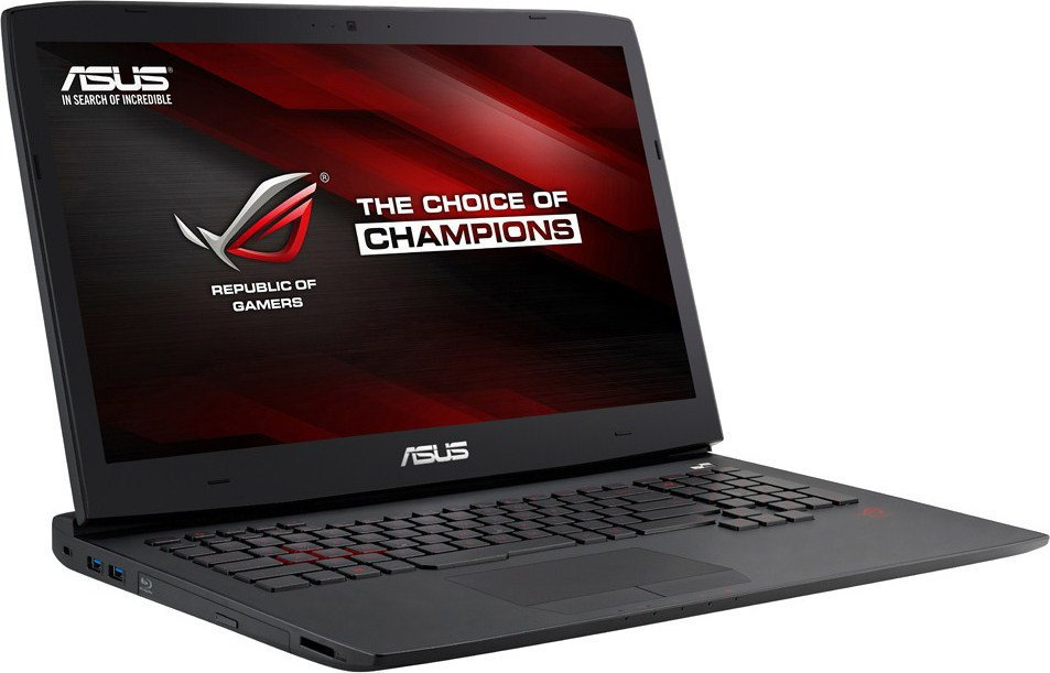 "Asus G751JT-T7010 17,3"", Core i7 2,5GHz, 8GB RAM, 1000GB HDD (G751JT-T7010)"