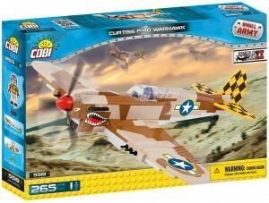 Cobi Curtiss P-40 Warhawk 5519