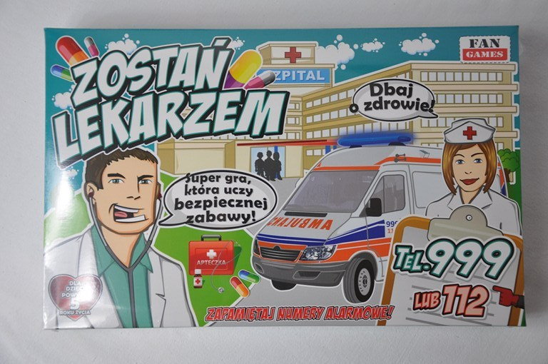 Fan Games Zostań lekarzem 802903