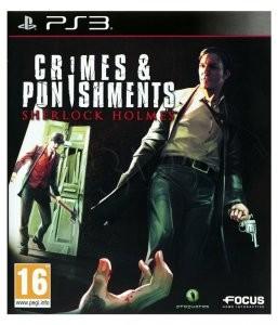 Opinie o Focus Home Interactive Sherlock Holmes Zbrodnia I Kara