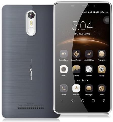 Opinie o Leagoo M8 16GB Dual Sim Czarny