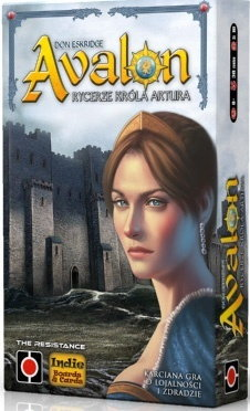 Portal Avalon - Rycerze Króla Artura