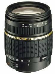 Tamron AF 18-200mm f/3.5-6.3 XR Di II Canon