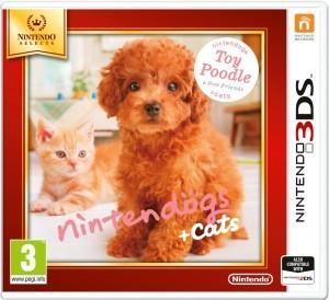 Gra Nintendogs+Cats-Toy Poodle&new Friends Selects