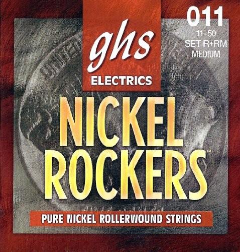 ghs Nickel Rockers Medium 1150 RRM