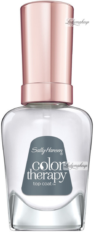 Sally Hansen Color Therapy - TOP COAT - Lakier nawierzchniowy SALTCOSPA