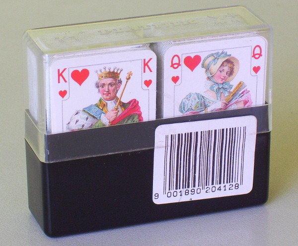 Piatnik Karty Mini Pasjansowe 2041