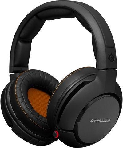 SteelSeries Siberia X800 czarne
