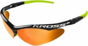 Opinie o KROSS Okulary DX-SPT czarno-zielone