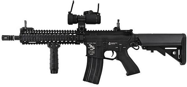G&P Karabinek szturmowy AEG M4 Defender (5159) SP