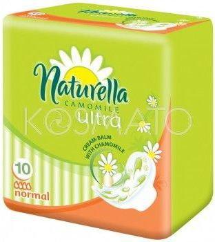 Opinie o Naturella Ultra Normal 10